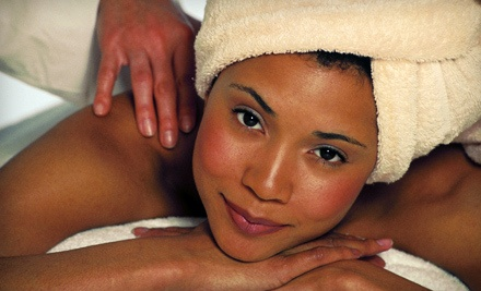 60-Minute Massage (an $80 value) - Aura at the Beach Salon & Spa in Long Beach