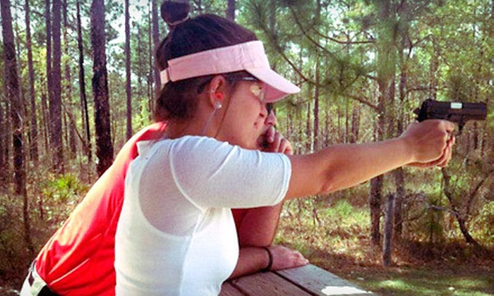 Shoot & Move - Tallahassee: Beginner or Advanced Shooting Package for One or Two at Shoot & Move (Up to 61% Off)