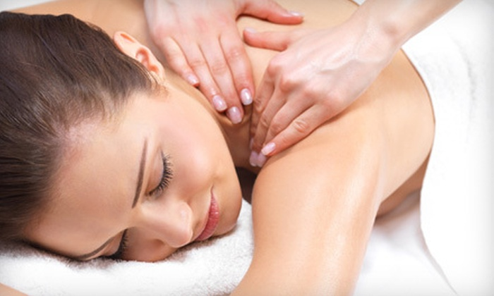 Skin Spa - Multiple Locations: Swedish, Aromatherapy Swedish, or Deep-Tissue Massages at Skin Spa. Packages of One or Three Available (Up to 60% Off).