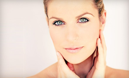 One Anti-Aging Microcurrent Face-Lift Treatment (a $120 value) - Doll Face Skin Studio in Irmo