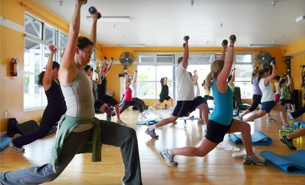 Toadal Fitness: One Month of Kids' and Teen Fitness Classes - Toadal Fitness in Santa Cruz