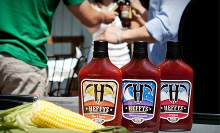 Heffys BBQ Co. - Heffys BBQ Co. in