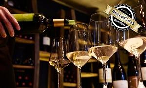 Vini Puri: Weinverkostung mit persönlichem Sommelier inkl. Antipasti für zwei oder vier Personen bei Vini Puri (bis zu 59% sparen*)
