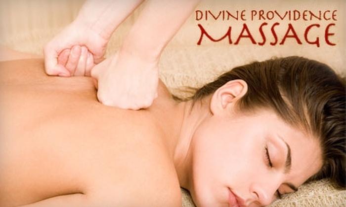 Divine Providence Massage - Upper South Providence: $35 for a One-Hour Massage at Divine Providence Massage ($70 Value)