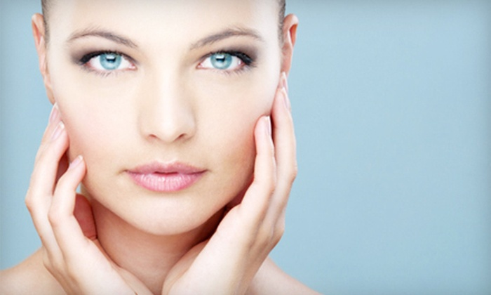 Parker Med Spa - Parker: One or Two CO2 Laser Skin-Resurfacing Treatments at Parker Med Spa (Up to 75% Off)