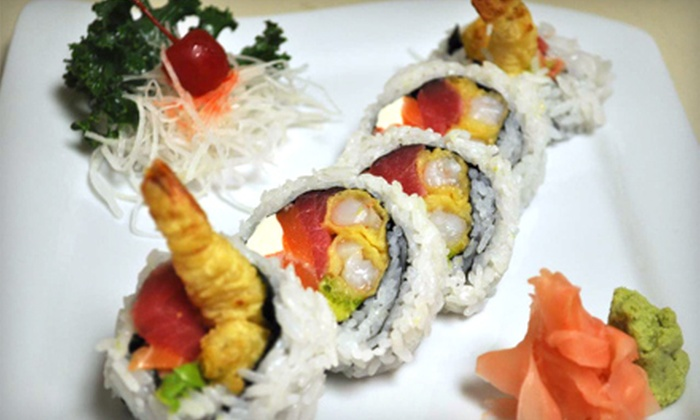 Tokyo Japanese Restaurant - Montclair: $10 for $20 Worth of Japanese Fare at Tokyo Japanese Restaurant in Montclair