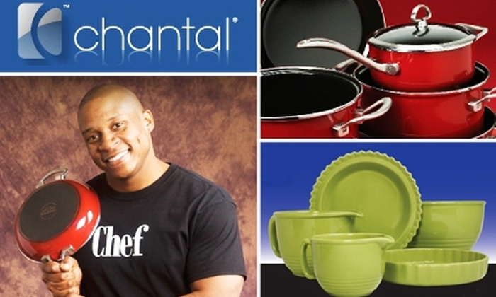 Chantal - Houston: $15 for $30 Worth of Chantal Cookware at Annual Warehouse Sale Plus  Private Previewing Party