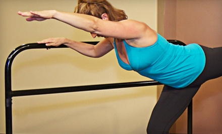Two Barre-Fitness Classes (a $30 value) - Burn at the Barre in Clarence