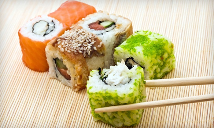 Soya Sushi Bar & Bistro - Oceanfront: $20 for $40 Worth of Japanese Fare at Soya Sushi Bar & Bistro in Virginia Beach