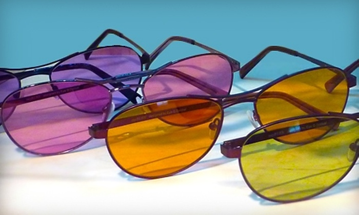Eye Q Optical - Multiple Locations: $50 for $200 Toward a Complete Pair of Eyeglasses at Eye Q Optical