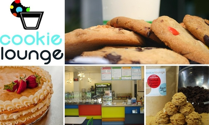 Cookie Lounge - West University: $20 for 3 Dozen Fresh, Customizable Cookies at Cookie Lounge