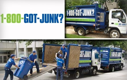 $189 Groupon to 1-800 Got Junk - 1-800 Got Junk Cincinnati in