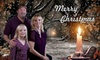 Chamberlin Photography - Old Town: $19 for a Digital Christmas Card at Chamberlin Photography ($40 Value)