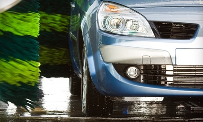 Spirit of America Car Wash - Multiple Locations: Five Premium or Extreme Car Washes at Spirit of America Car Wash