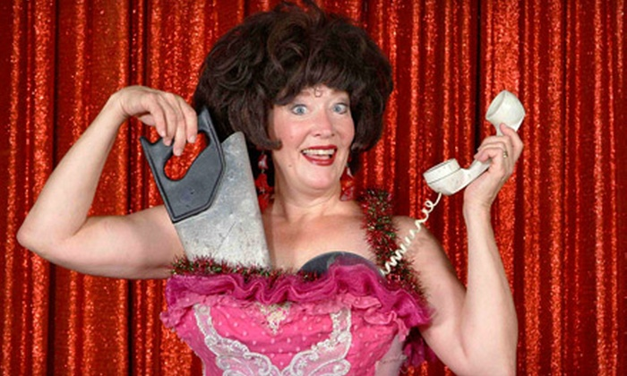 Esther's Follies - Downtown: $22 for Outing for Two to Esther's Follies Variety Show (Up to $44 Value). 15 Shows Available.