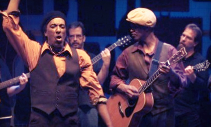 """""""Between a Ballad and a Blues"""" presented by The Carpetbag Theatre - Downtown: Outing to """"Between a Ballad and a Blues"""" at August Wilson Center (Up to 63% Off). Three Options Available."""