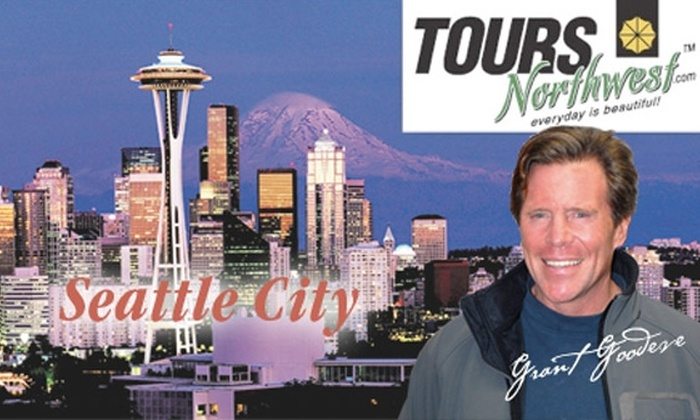 Tours Northwest - Seattle: $25 for a Three-Hour Seattle City Tour from Tours Northwest