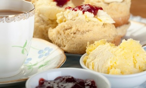 Bill & Betty: Afternoon Tea for Two or Four at Bill & Betty