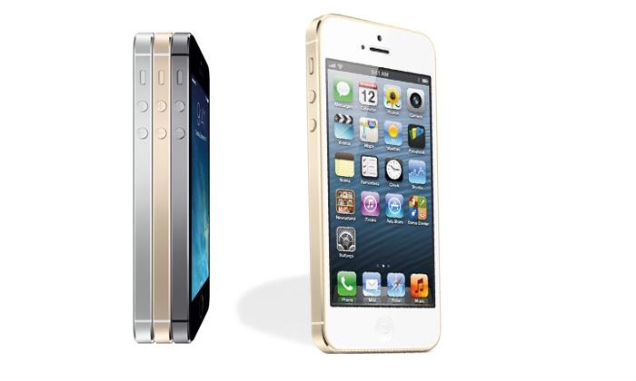 Net Service: iPhone 5s da 16 GB in 3 colori a 549 € invece di 729. Spedizione gratuita!