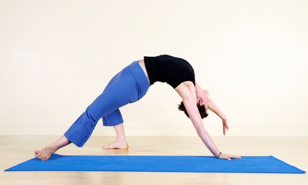 10 or 15 Yoga Classes at Westport Yoga (Up to 62% Off)