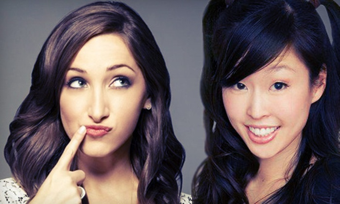 Esther Ku & Jamie Lee - Congress Heights: Esther Ku & Jamie Lee at THEARC Theater on Saturday, September 21, at 8 p.m. or 10 p.m. (Up to 52% Off)