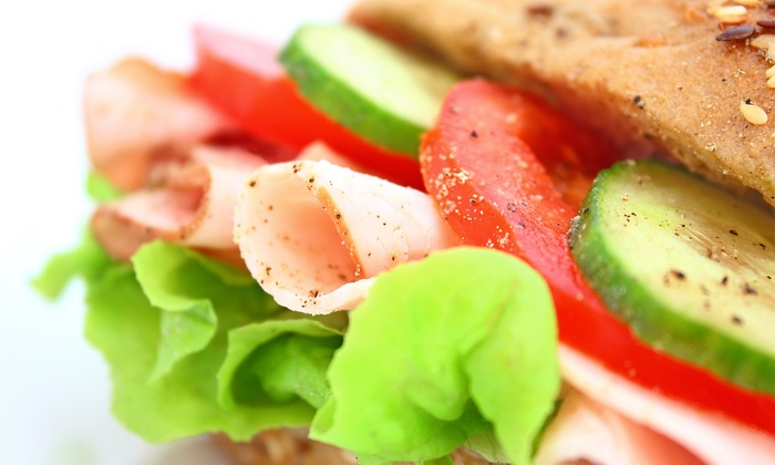 Sidewinder Subs - Gilbert: Sub Sandwiches and Beer for Two or Four at Sidewinder Subs (25% Off)