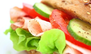 Sidewinder Subs: Sub Sandwiches and Beer for Two or Four at Sidewinder Subs (25% Off)
