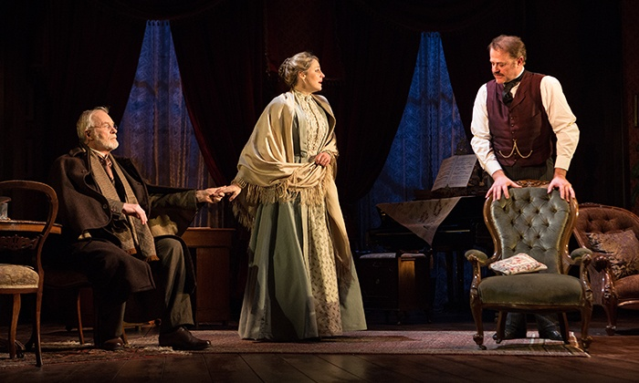 "Gaslight - Ed Mirvish Theatre: ""Gaslight"" on February 16–26"