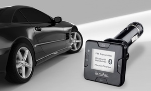 Mobile Heads 3-in-1 Bluetooth In-Car Kit at Mobile Heads 3-in-1 Bluetooth In-Car Kit, plus 9.0% Cash Back from Ebates.