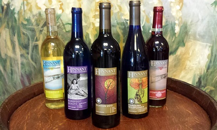 Admission Package for One, Two, or Four to Sip Into Summer on June 6 at Hinnant Family Vineyards (Up to 49% Off)