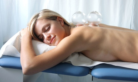 $35 for a Swedish Massage with Thai Yoga, Cupping, or Reflexology at Xscape Massage & Spa ($73 Value)