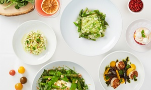Fig & Olive - Washington D.C.: Mediterranean Cuisine for Lunch or Dinner at Fig & Olive - D.C. (Up to 40% Off). Five Options Available.