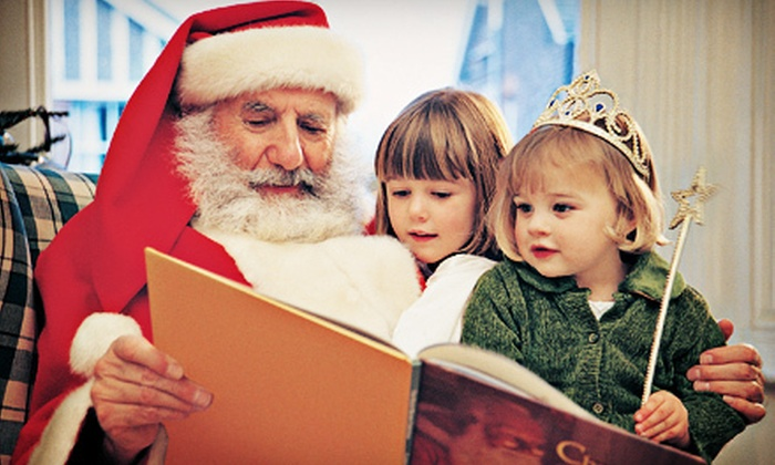 New Heights - Lexington: $39 for a 30-Minute At-Home Santa Visit with Story Time and Photo from New Heights ($100 Value)