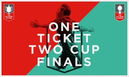 The FA Non-League Finals Day: Child or Adult Ticket, Sunday 21 May 2017 (Up to 50% Off*)