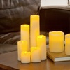 Up to 70% Off a Flameless Candle Set