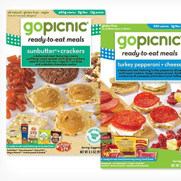 GoPicnic Ready-to-Eat Meals | Groupon Goods