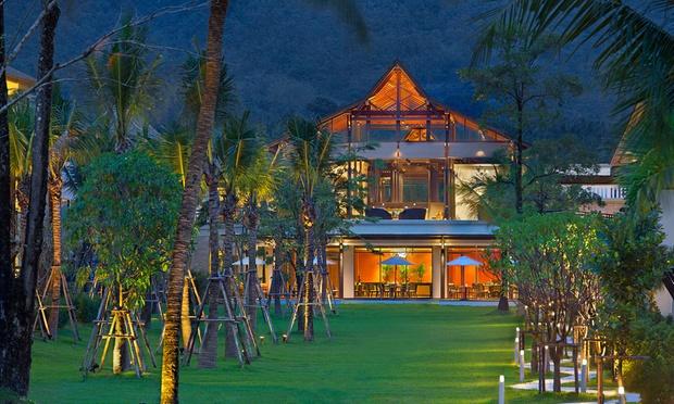 Phang Nga: 4* Beachfront Resort 6