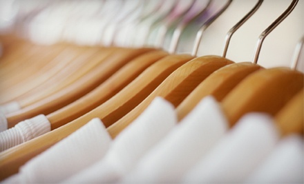 $20 Worth of Dry Cleaning  - Browns Valley Cleaners in Vacaville