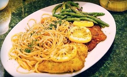 $30 Groupon to Carmine's Italian Restaurant - Carmine's Italian Restaurant in Arcadia