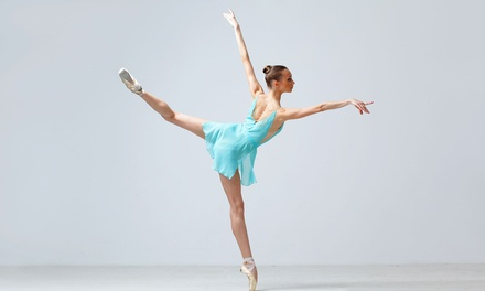 5 or 10 Group Ballet Lessons for Kids 3–16 or 17 and Older at The Ballet Academy (Up to 69% Off)