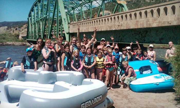Turtle Tubing - Multiple Locations: River Float Tubing Experience for Two or Four with Drinks and Round-trip Transportation from Turtle Tubing