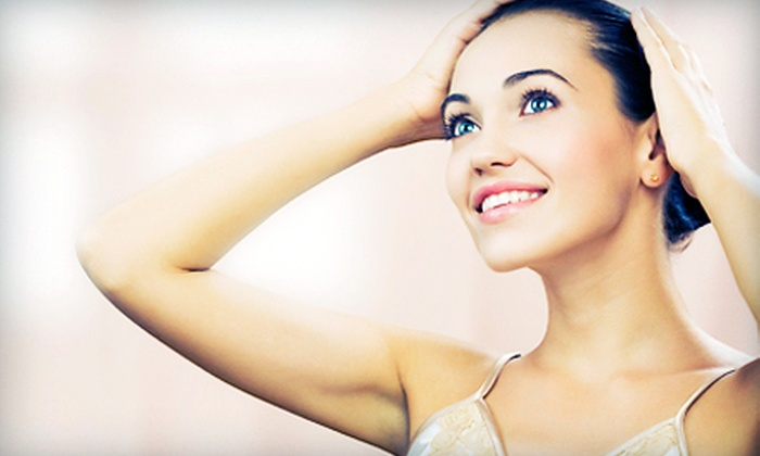 Buffalo Laser Spa - Williamsville: $99 for Three Laser Hair-Removal Sessions at Buffalo Laser Spa (Up to $900 Value)