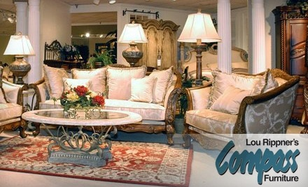 $200 Groupon to Compass Furniture - Compass Furniture in Jefferson