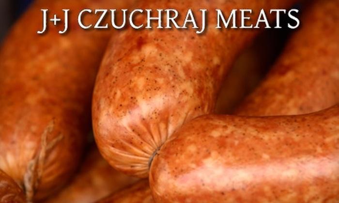 Czuchraj Meats - Ohio City: $10 for $20 Worth of Fresh Sausage at Czuchraj Meats