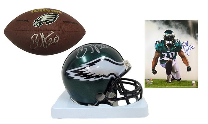 99dd377f8f1 Brian Dawkins Autographed Philadelphia Eagles Memorabilia. Brian Dawkins  Signed Memorabilia