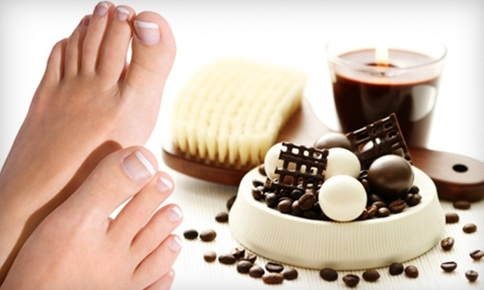 Koi Nail Spa - Sanford: $17 for a Chocolate or Peppermint Pedicure at Koi Nail Spa in Sanford ($35 Value)