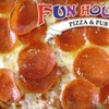 60% off at Fun House Pizza and Pub