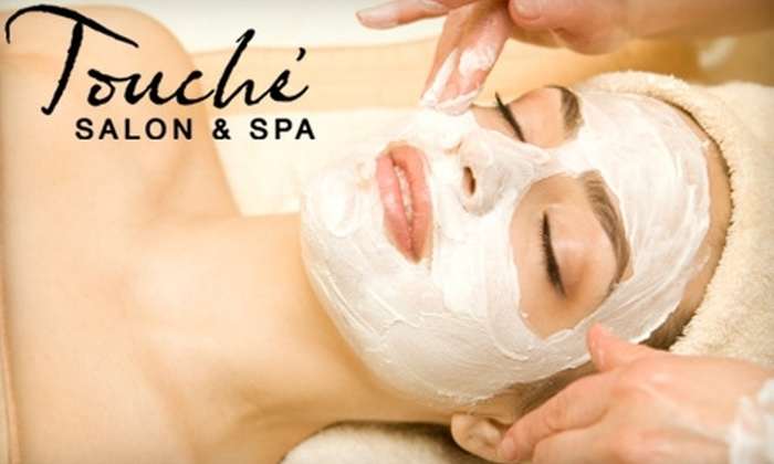 Touché Salon and Day Spa - Pasadena: $35 Essential Facial at Touché Salon and Day Spa in Pasadena ($80 Value)