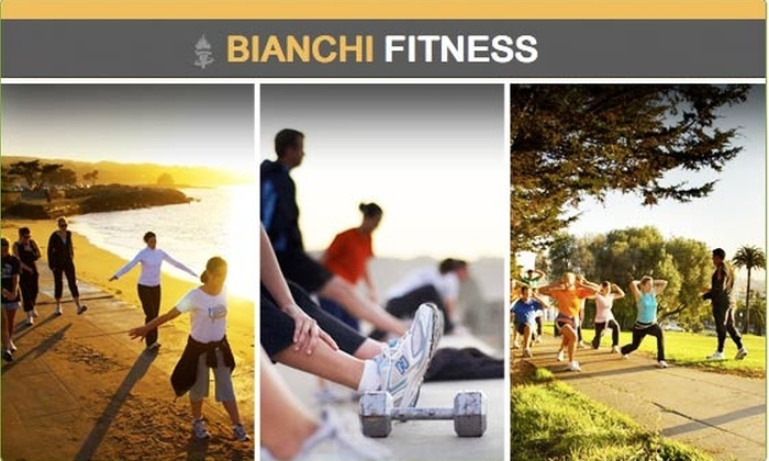 Bianchi Fitness - San Francisco: $25 for Two Weeks of Unlimited Bianchi Fitness Bootcamp Classes Held Outdoors ($50 Value)