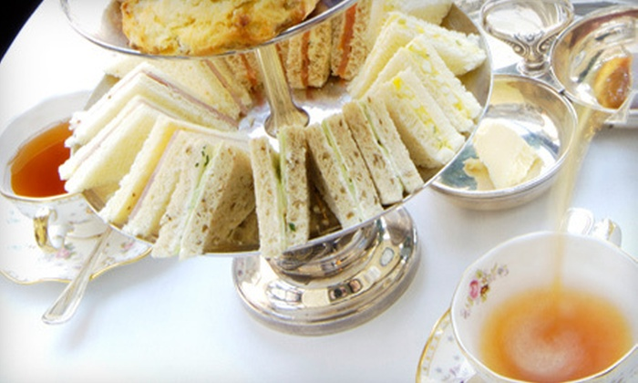 First Ladies Tea Parlor - Deer Park: $35 for a Mother-Daughter Afternoon Tea Experience at First Ladies Tea Parlor in Newport News ($71.90 Value)